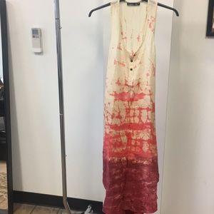 Silk Gypsy Tank Dress